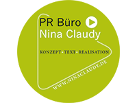 Nina Claudy | PR-Beraterin Logo